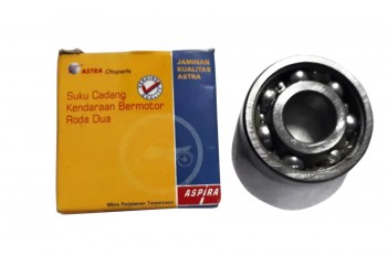 11-6301RS Bearing Roda