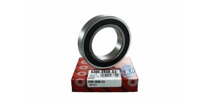6300 2RSR Bearing Bearing Roda 0