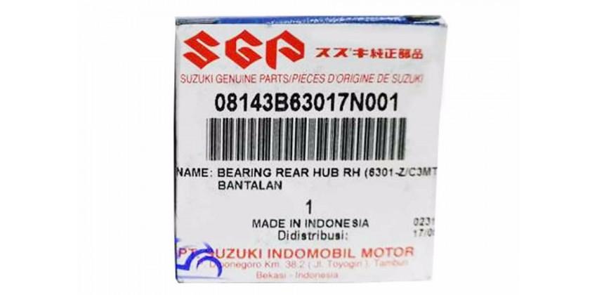 Suzuki Genuine Part Bearing Bearing Roda 0