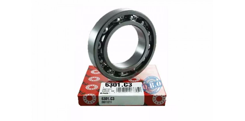 6301 - C3 Bearing Bearing Roda 0