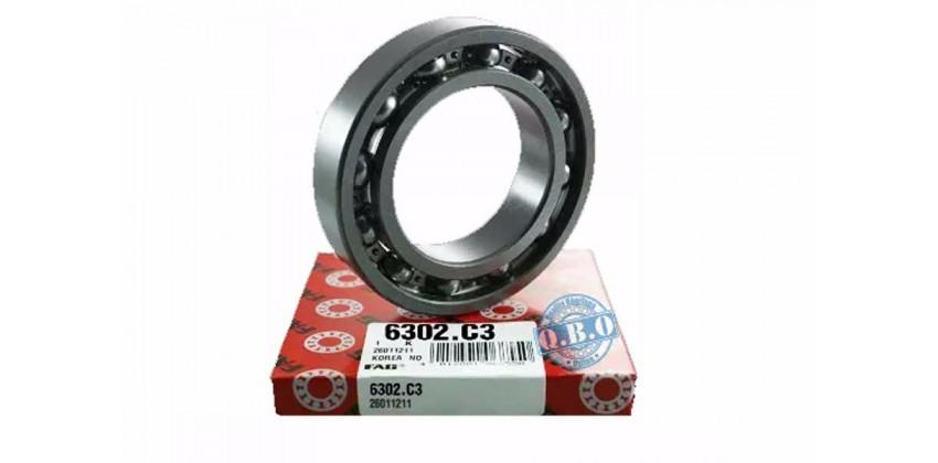 6302 - C3 Bearing Bearing Roda 0