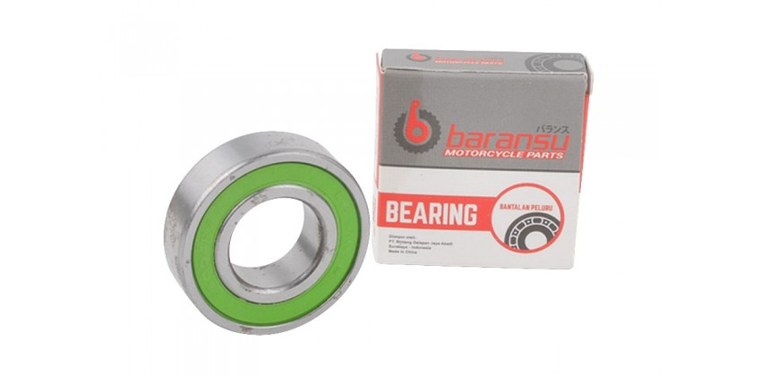 "Bearing ""BARANSU"" 6004-2RS Bearing Roda 0"