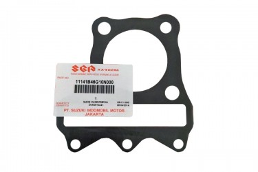Suzuki Genuine Part 11141B46G10N000 Blok Mesin Gasket