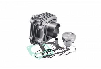 TDR 13100-SBG01-66MM Blok Mesin Cylinder Block Assy 66mm Satria Fu150 166.90cc