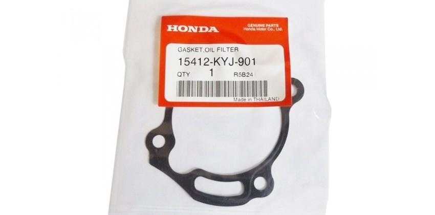 15412-KYJ-901 Gasket Oil Filter Honda CBR 250R 2011 0