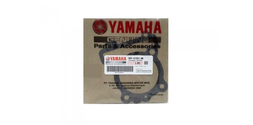 Yamaha Genuine Parts 1DY-E1351-00 Blok Mesin Gasket 0