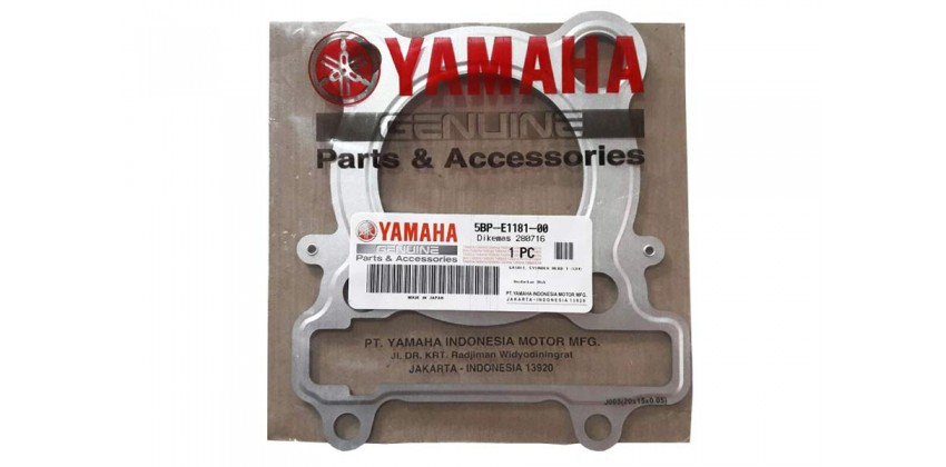 5BP-E1181 Blok Mesin Gasket   Yamaha Scorpio** 0