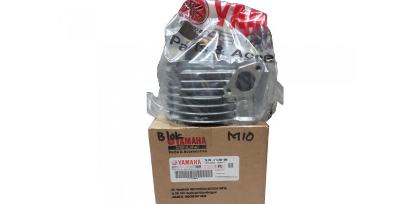 5LW-E1310-00 Blok Mesin Cylinder Head   Yamaha Nouvo Z 0