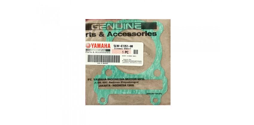 5LW-E1351-00 Blok Mesin Gasket   Yamaha Mio Soul Yamaha Mio Sporty Yamaha Mio Smile 0