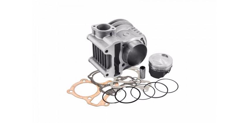 Cylinder Block TDR Assy 54.50mm (130cc) Beat/Scoopy/Spacy 128.20cc Blok Mesin Cylinder   Honda Scoopy Honda Scoopy Fi Honda Beat Fi Honda Beat** Honda Spacy Honda Spacy FI 0