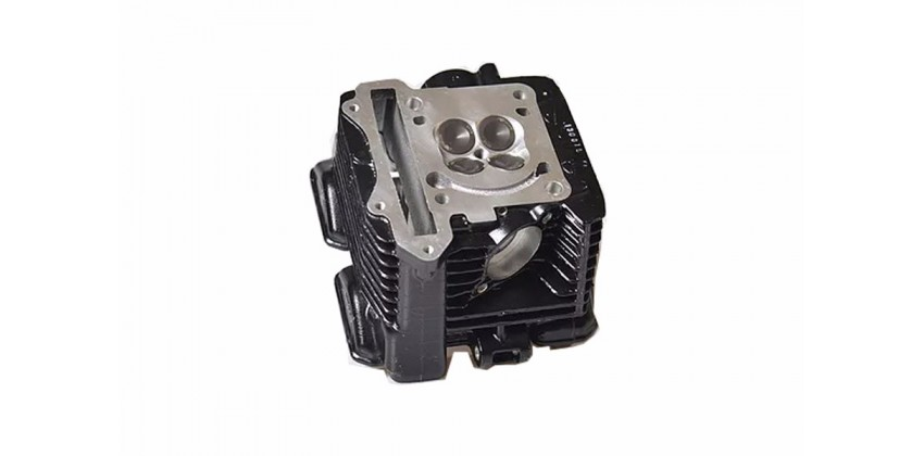 Head + Valve 24/21 FU Blok Mesin Cylinder Head   Suzuki Satria F150 0