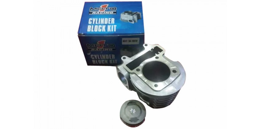Blok Mesin Cylinder  Bore Up Kit Honda Beat 0