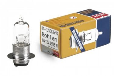 Aspira 11-H12V3535H4 Bohlam Depan Halogen
