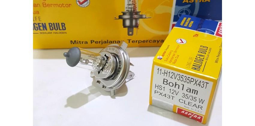 11-H12V3535PX43T Bohlam Depan Halogen 0