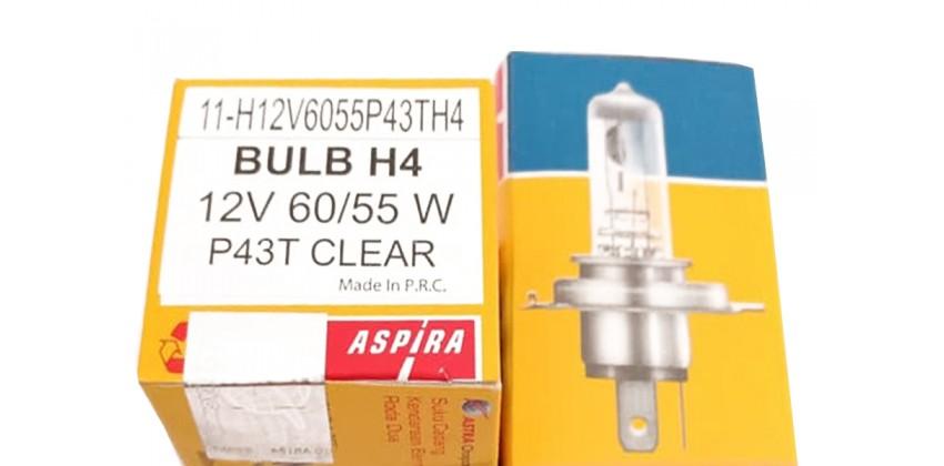11-H12V6055P43TH4 Bohlam Depan Halogen 0