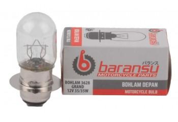 "BARANSU B- BOHLAM DEPAN ""BARANSU"" 12V35W"