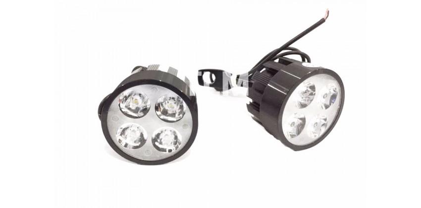CR 7 Bohlam Bohlam Depan LED 0
