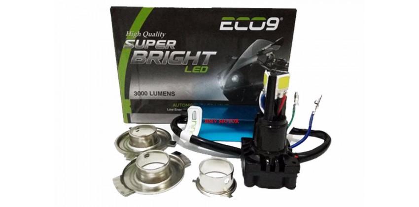 Eco 9 Bohlam Bohlam Depan LED 0
