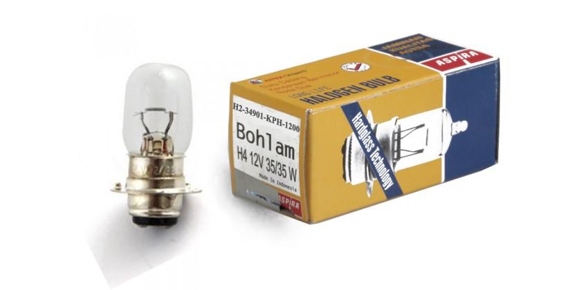 H2-34901-KPH-1200 Bohlam Depan Standar 0