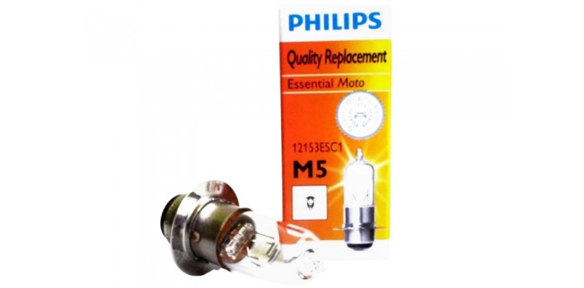 Philips H6 Bohlam Depan LED 0