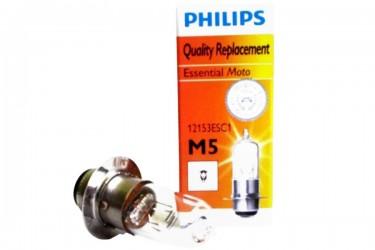 Philips H6 Bohlam Depan LED