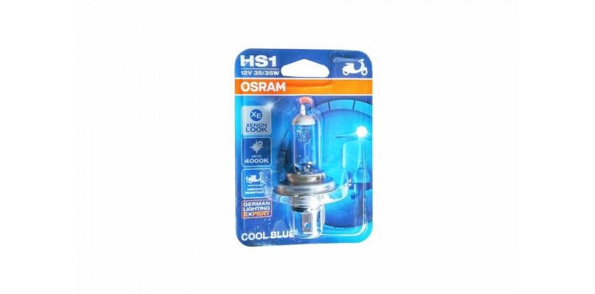 HS1 12V Bohlam Bohlam Depan Halogen 0