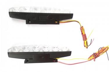 Virgo Racing VRG 23141 Bohlam Senja LED Putih
