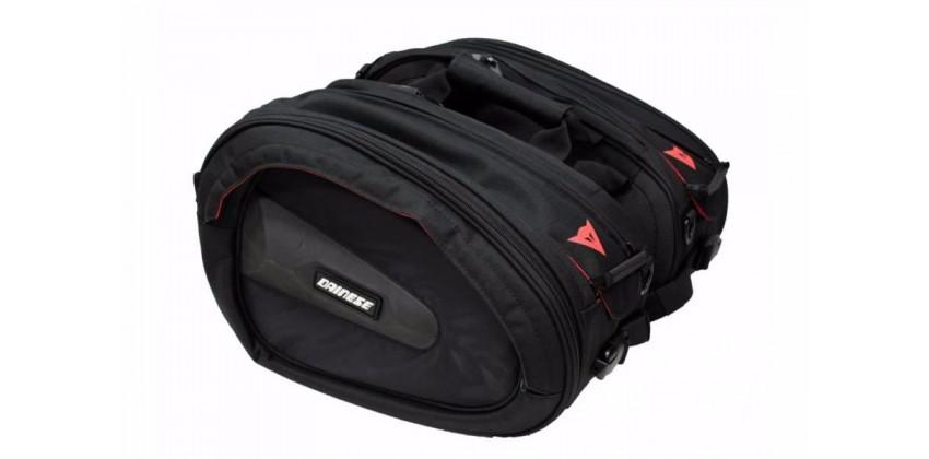 D Saddle Box Motor Side Bag 0