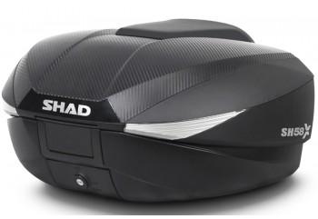 SHAD SH58X Box Motor Top Box 52L