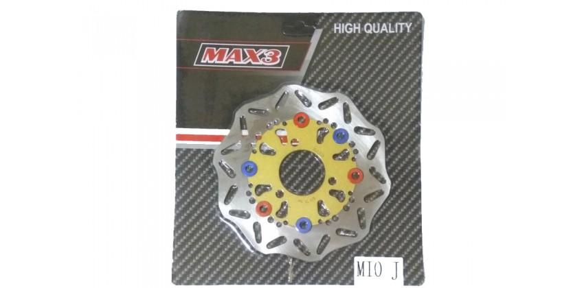 MAX-3 Cakram Cakram Depan 0