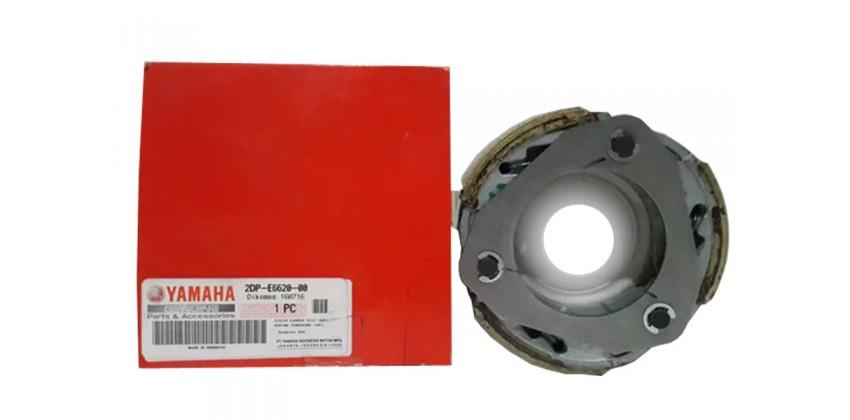 2DP-E6620 CVT Kampas Ganda CVT 0