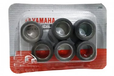Yamaha Genuine Parts 44D-E7623-00 Roller CVT