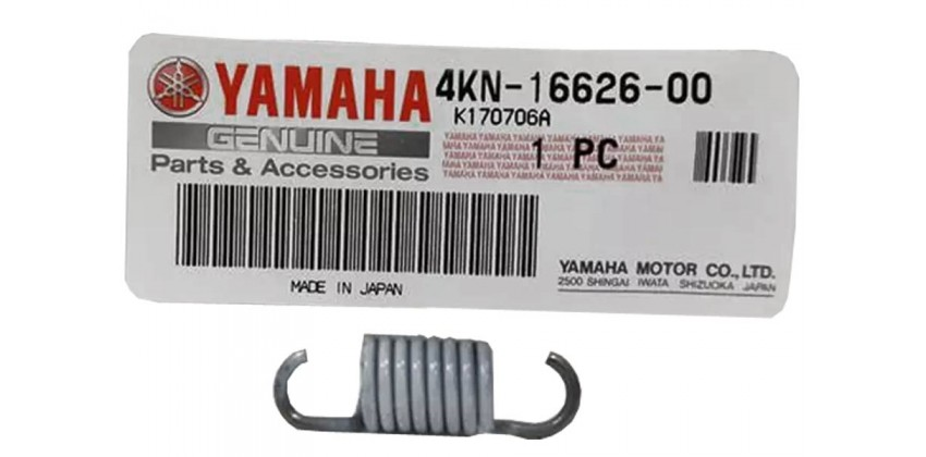 4KN-16626-00 CVT Kampas Ganda CVT Per Kampas Ganda 0
