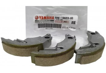 Yamaha Genuine Parts 5HK-16623 Kampas Ganda CVT