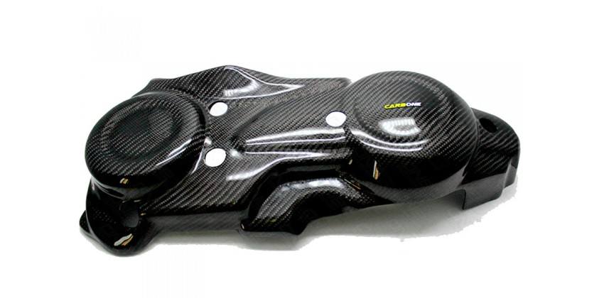 Carbone Cover CVT Aerox 0