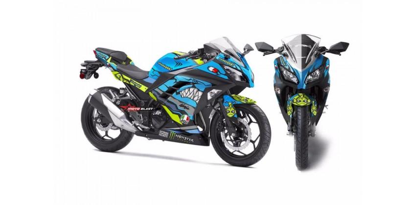 Moto Blast 10559 Custom Decal 0