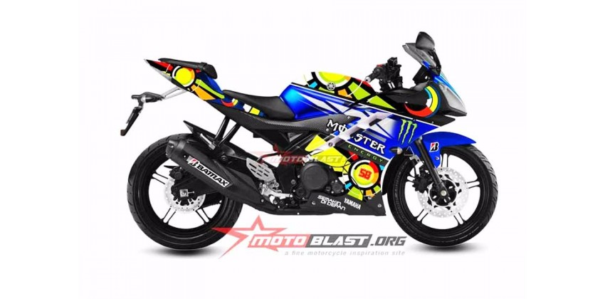 Moto Blast 10820 Custom Decal 0