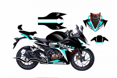 Decal & Stripping Custom Decal Facelift Livery