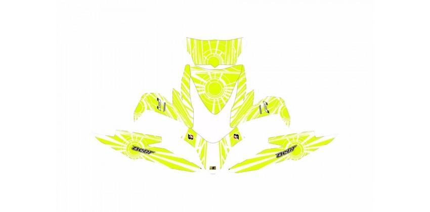 Custom 13154 Stripping Kuning 0