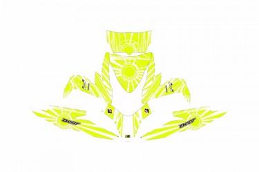 Custom 13154 Stripping Kuning