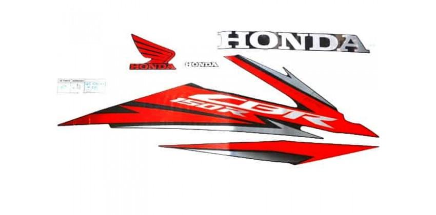 Honda Genuine Parts 871X0-K45-NH0ZAR Stiker Body Kanan 0