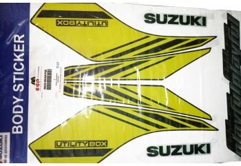 Suzuki Genuine Part 990H0-990AM-PQE Stripping Original Kuning
