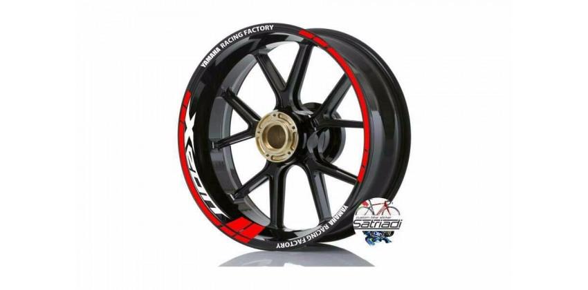 Decal & Stripping Custom Decal Yamaha Racing Factory 0