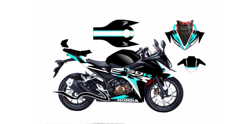 Decal & Stripping Custom Decal Facelift Livery 0