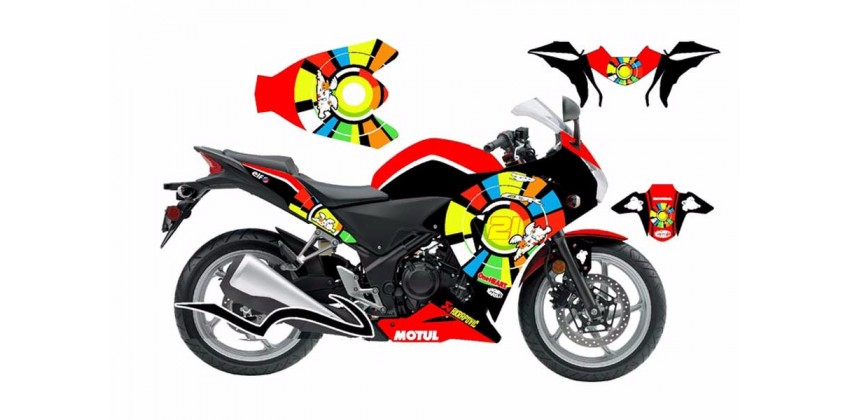 Decal & Stripping Custom Decal Thai 0