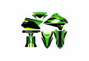 Maxpro KG-05 Custom Decal