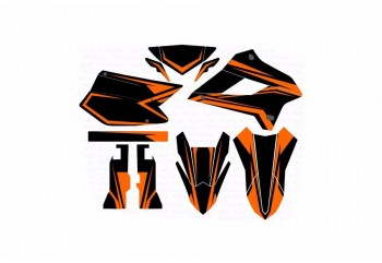Maxpro KG-08 Custom Decal