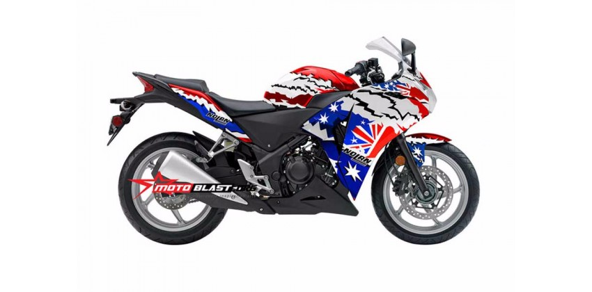 Motoblast Decal & Stripping Custom Decal Design Motoblast 0