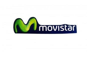 Stiker Movistar 15123 Yamaha MX King