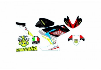 Vinyl Shark ViaViaVia Custom Decal